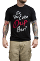 Do You Even Drip Bro? T-shirt (Red)