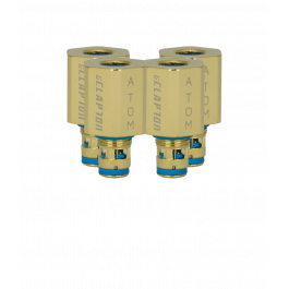 gClapton OVC Coils 0.15Ω (Kanger Ni200) 4 Pack - Vapor